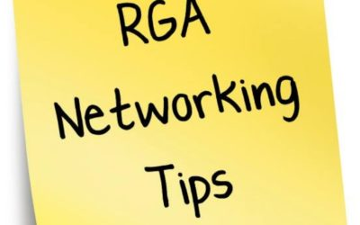Grow Your RGA Network in Stages